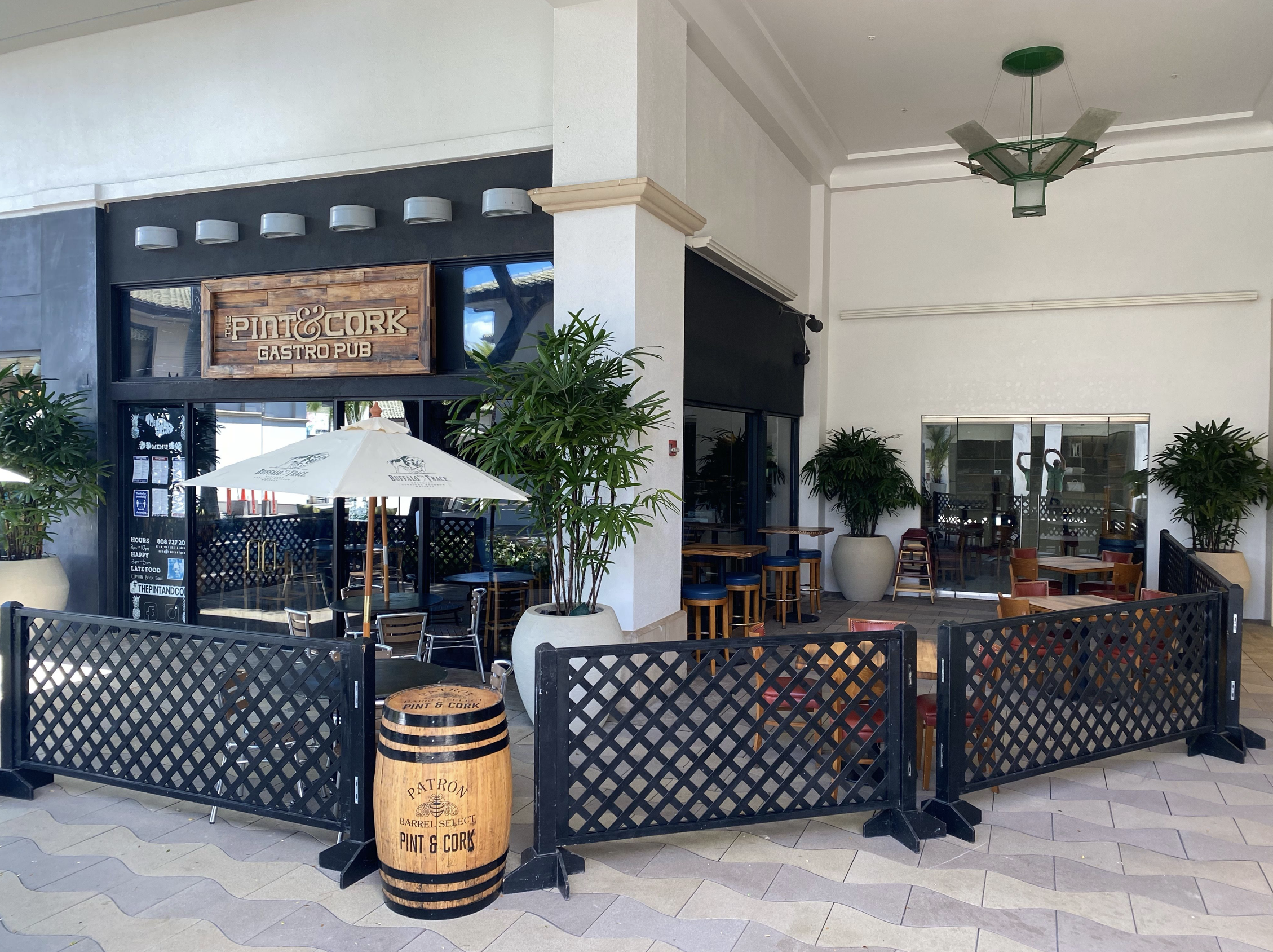 Amid New Restrictions, The Shops at Wailea Offers Outdoor Dining and Takeout for All