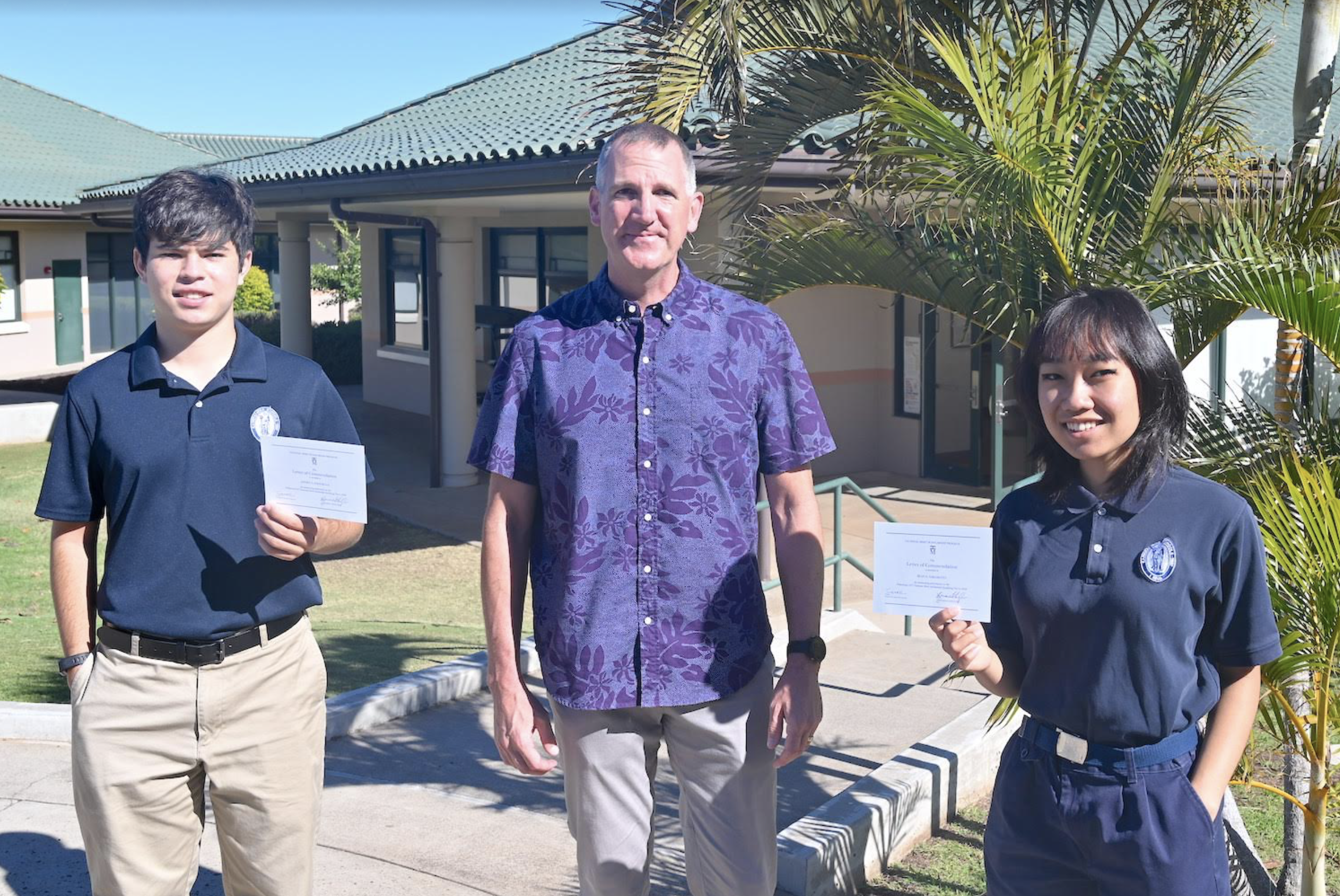 Maui Students Receive Commendation from 2022 National Merit Scholarship Program
