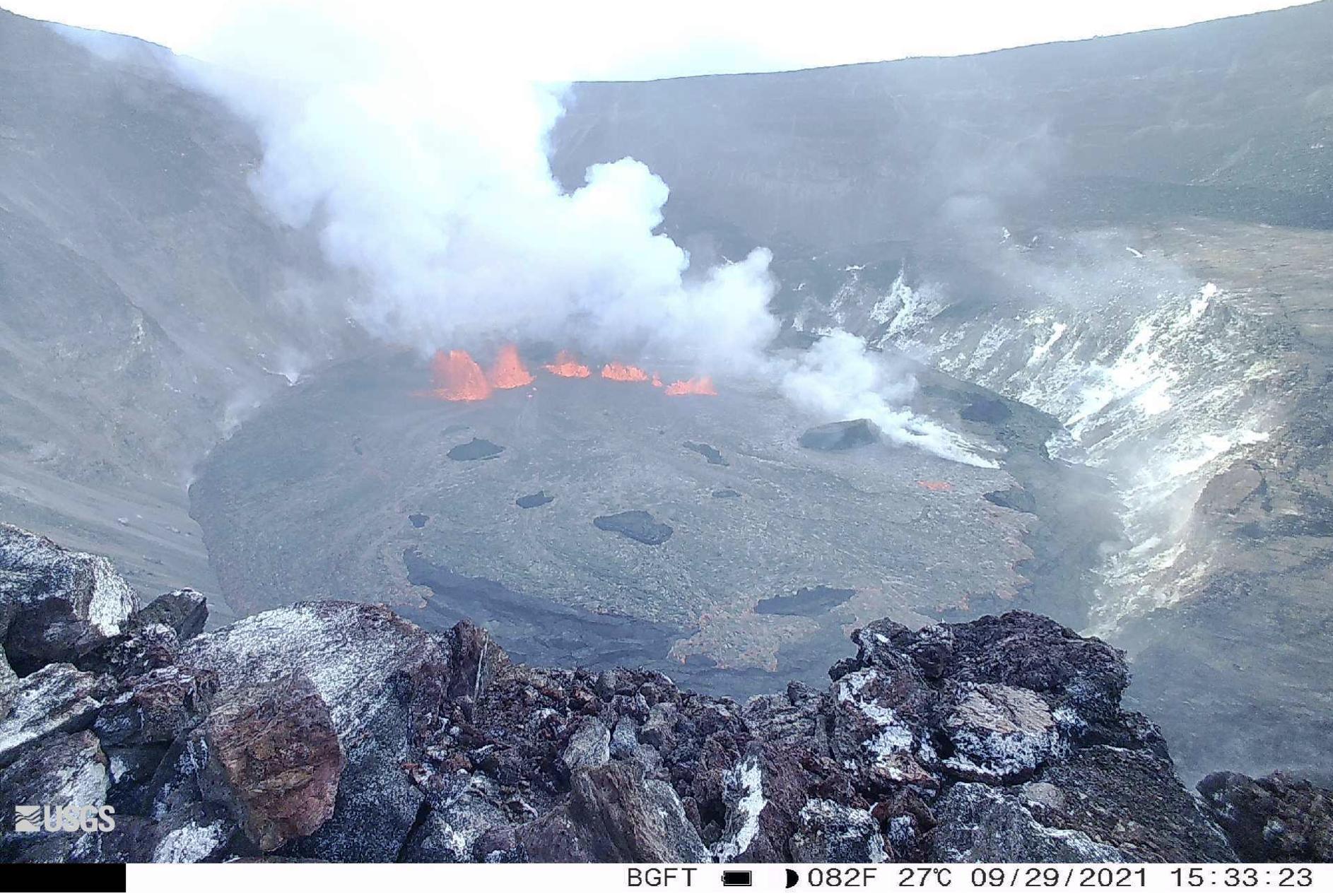 BREAKING: Kīlauea is Now Erupting