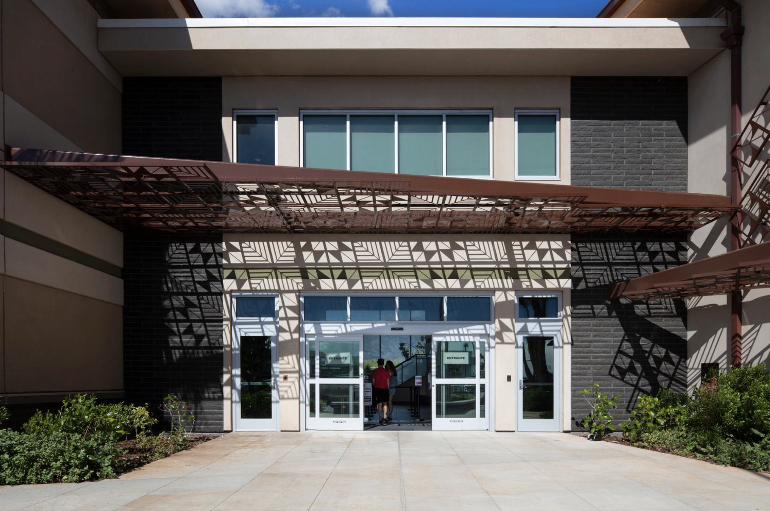 Island Design Firm Brings Functional Patterns to New Maui County Service Center
