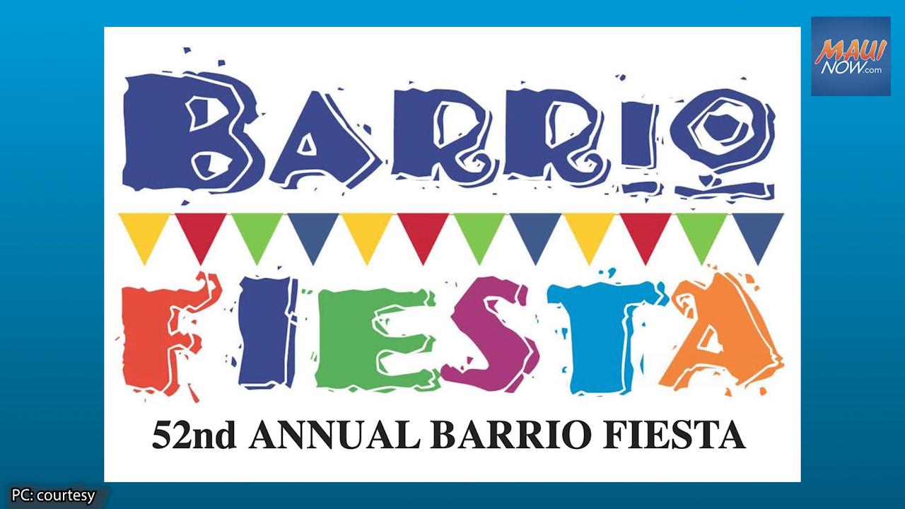 52nd Annual Barrio Fiesta, Oct. 2, 2021