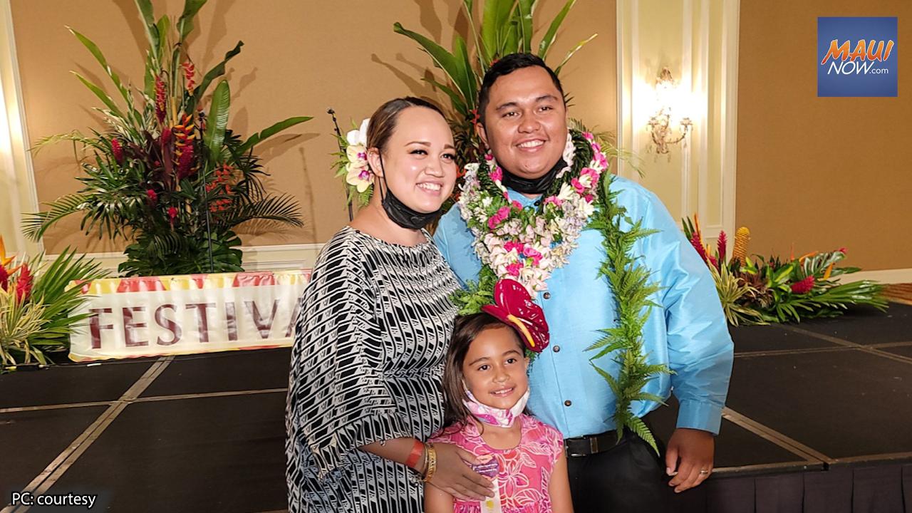 Kamaehu Kawa'a crowned 19th Richard Ho'opi'i Leo Ki'eki'e Falsetto Champion