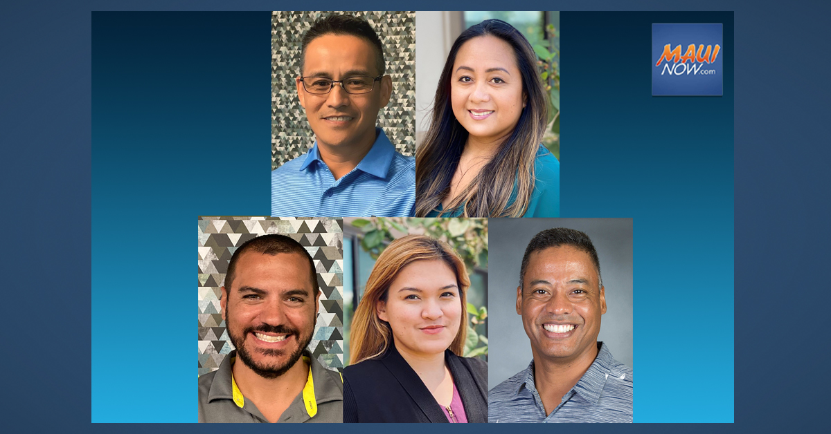 Hilton Grand Vacations Announces Leadership Team for Maui Bay Villas