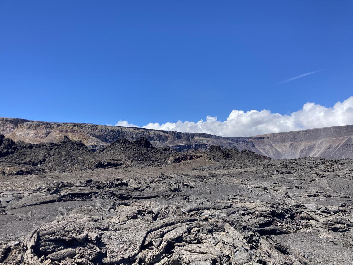 Volcano Watch: Eruption? Intrusion? What's the difference?