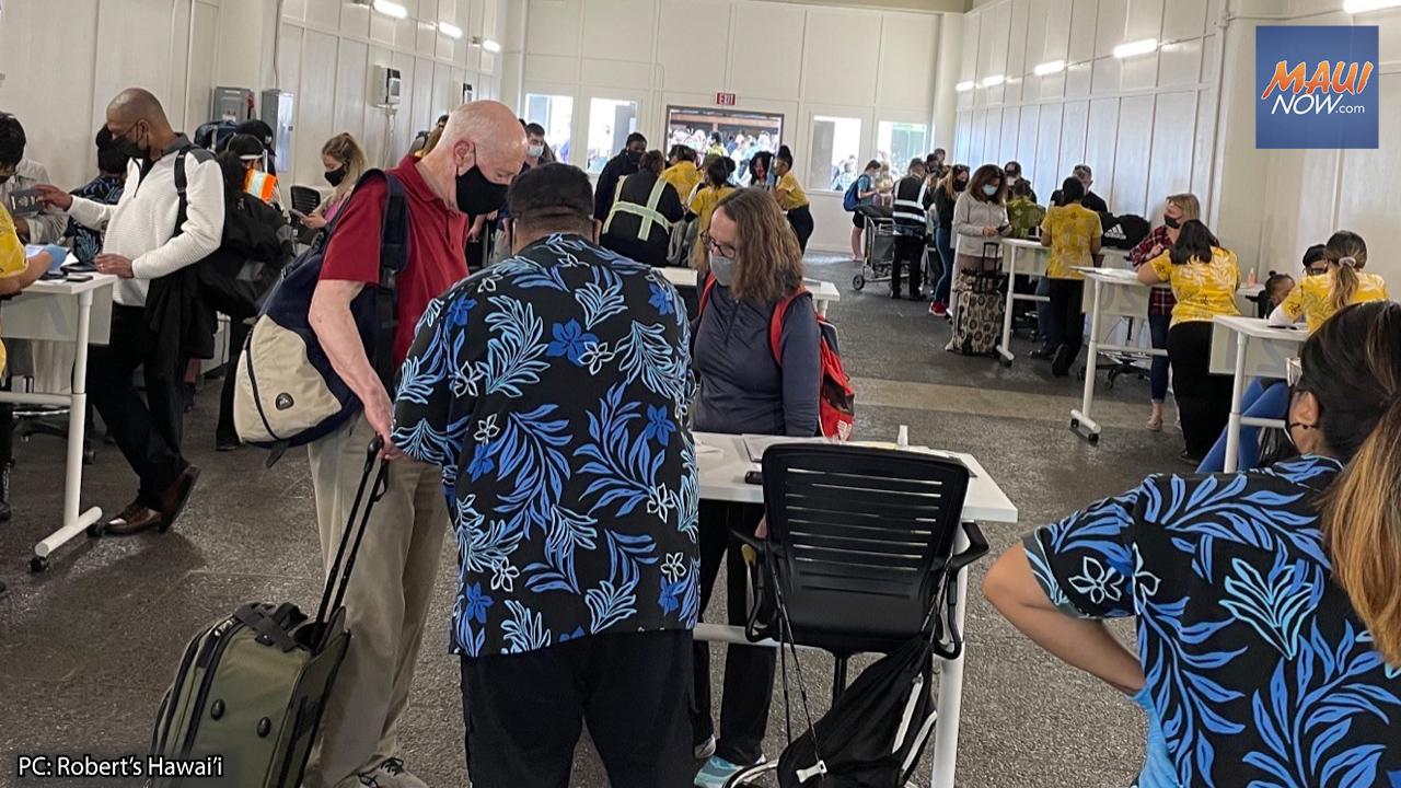 Airport Screeners Needed on Maui, O'ahu, Hilo, Kona, and Kaua'i