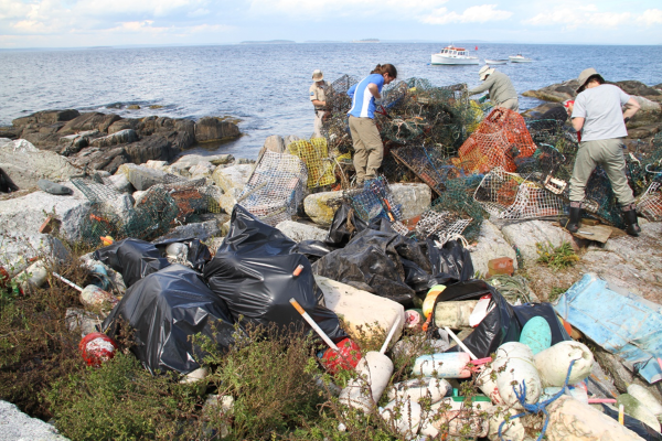 NOAA Awards $7.3 Million for Marine Debris Removal, Prevention, Research