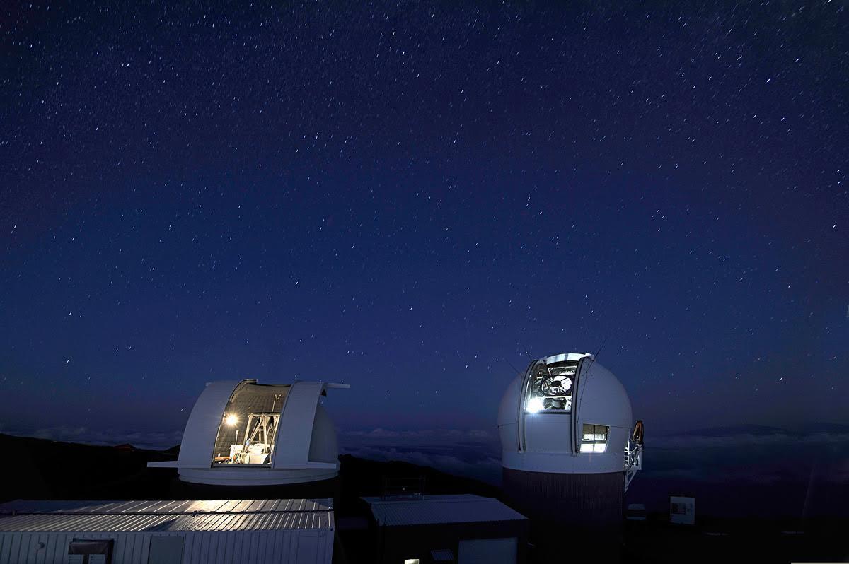 NASA Awards $15M for Asteroid Hunting Telescopes on Maui
