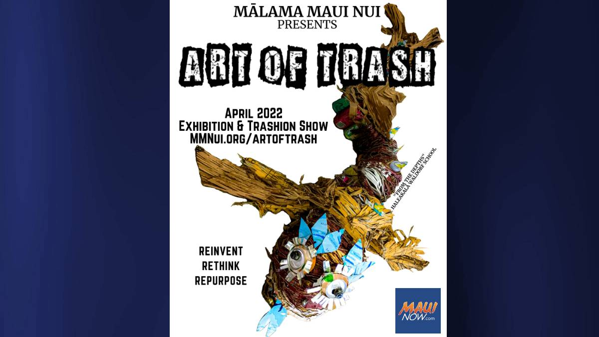 Submissions Now Open for 2022 Art of Trash and Trashion Show