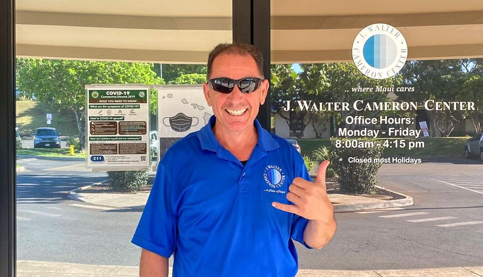 Cesar Gaxiola Marks 15 Years as Executive Director of Cameron Center