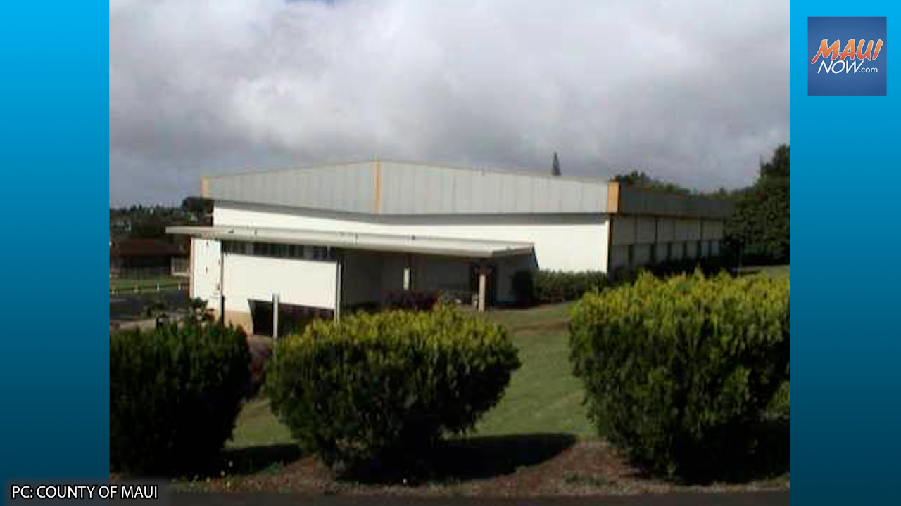 Police Investigate Burglary at Eddie Tam Complex Parks Division Facility in Makawao