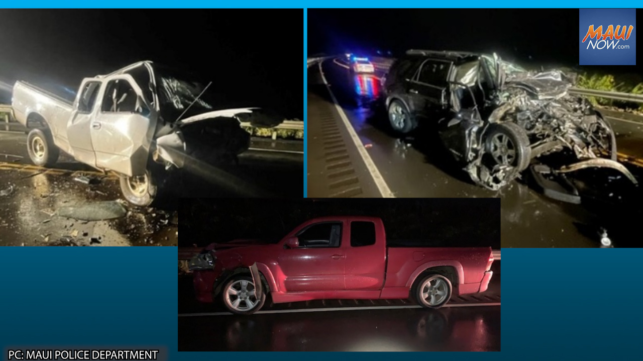 Deadly Head-on Three-Vehicle Crash on Hāna Highway Claims Life of Maui Man