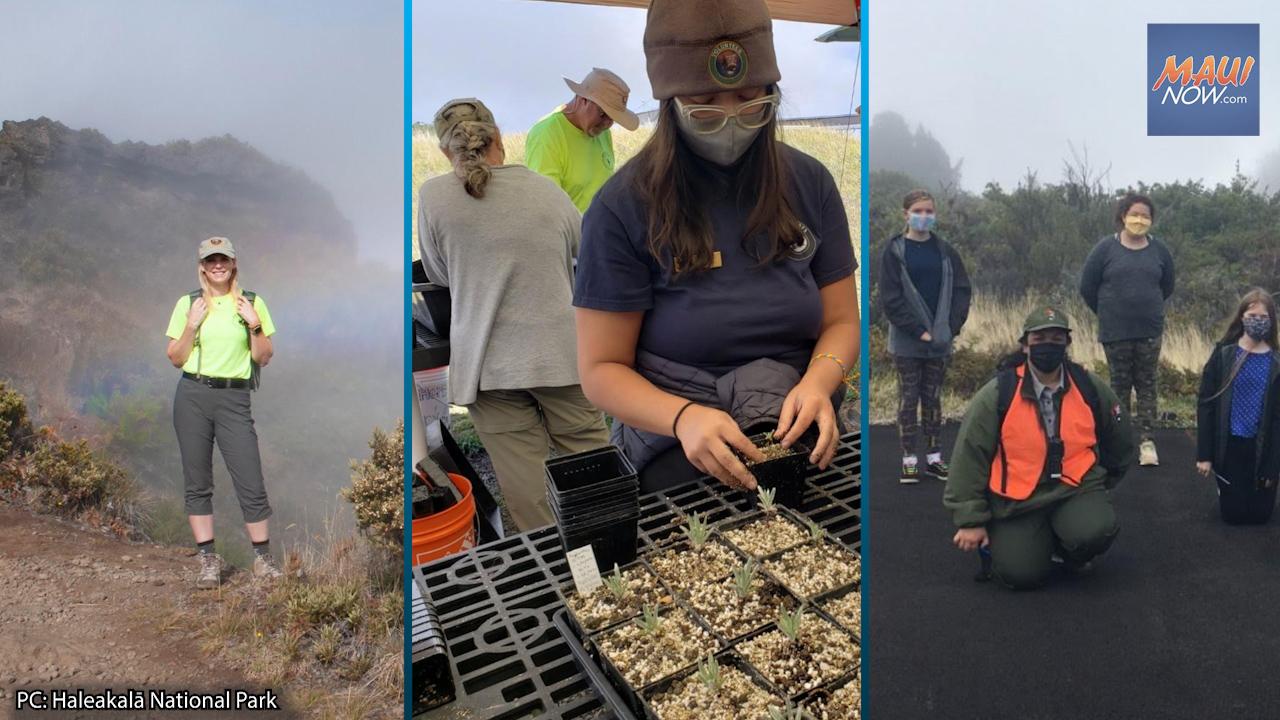 Haleakalā NP Accepting Applications for Volunteer Ambassador Internship Program