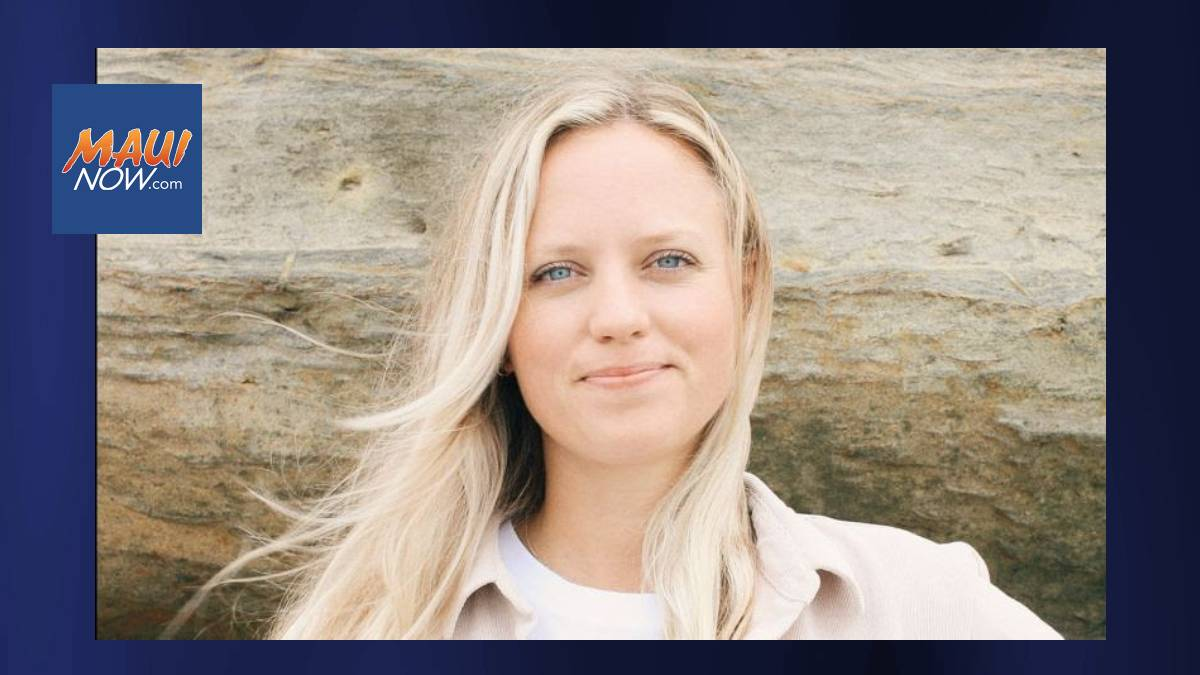 Jill Wirt Joins Maui Nui Marine Resource Council as Project & Research Coordinator