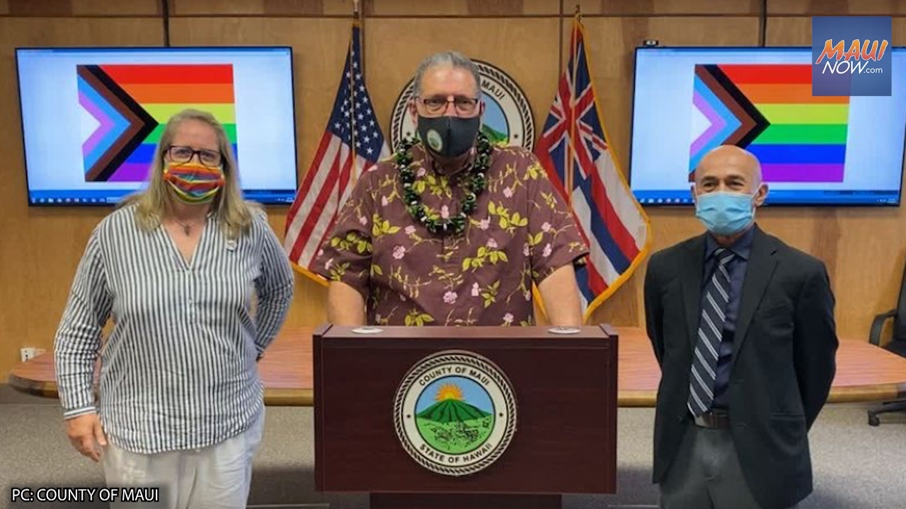 Mayor Issues Proclamation for National Coming Out Day