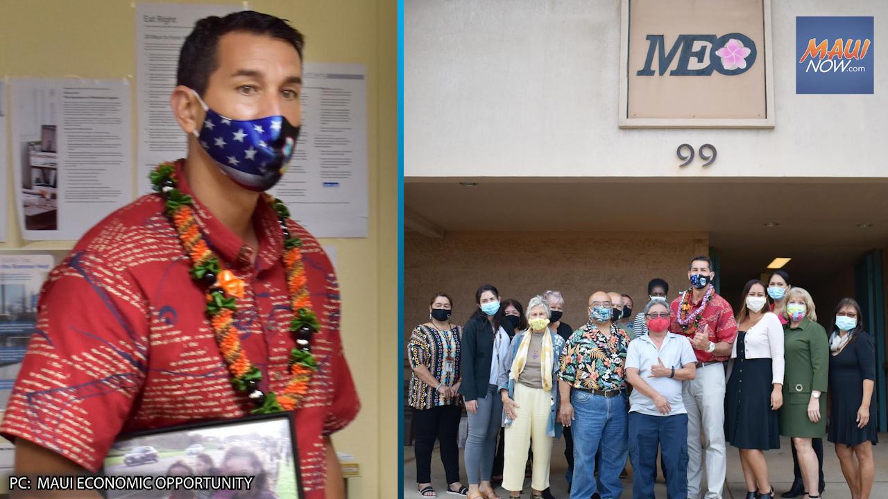 US Rep. Kai Kahele Tours Maui Economic Opportunity