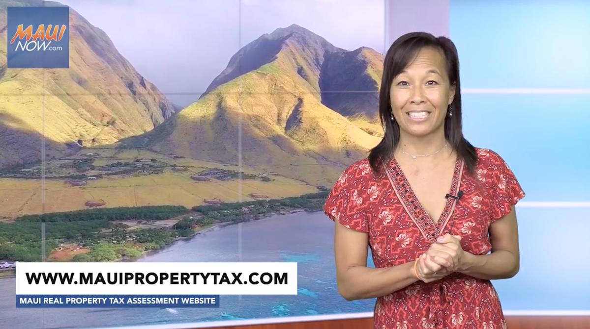 Real Estate Tips: Maui Real Property Taxes