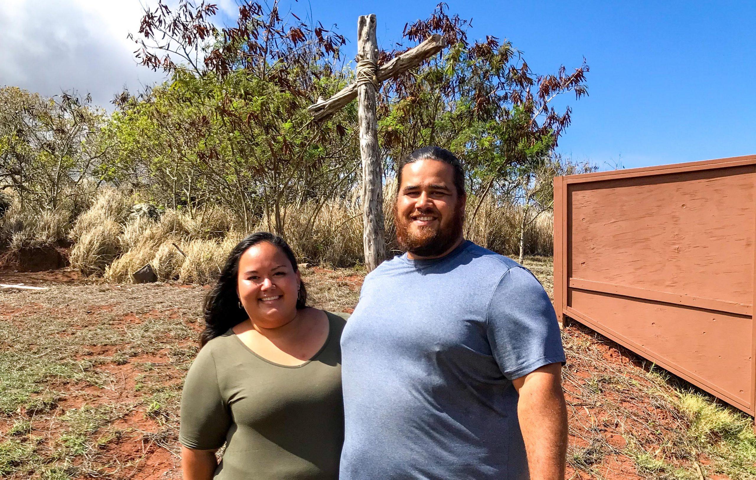$75,000 Grant Providing 3 Molokaʻi Families with Roof, Bathroom & Even a New Home