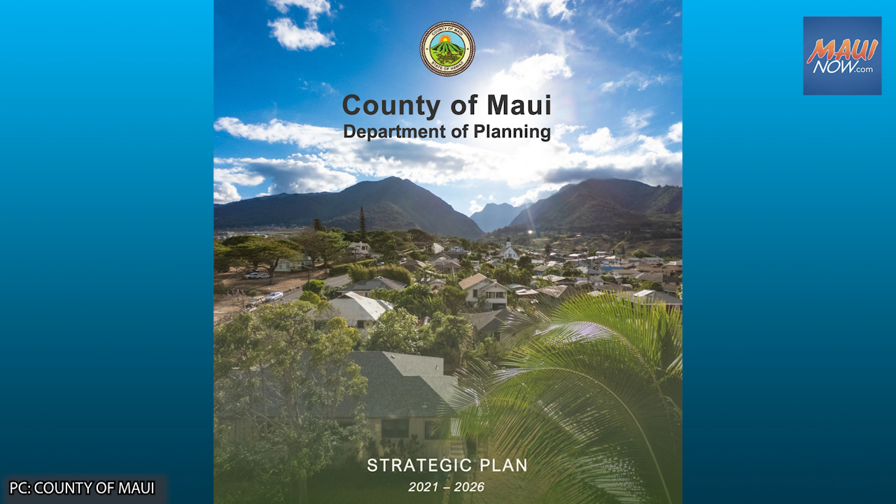 Public Input Sought for Department of Planning's Draft Five-Year Strategic Plan