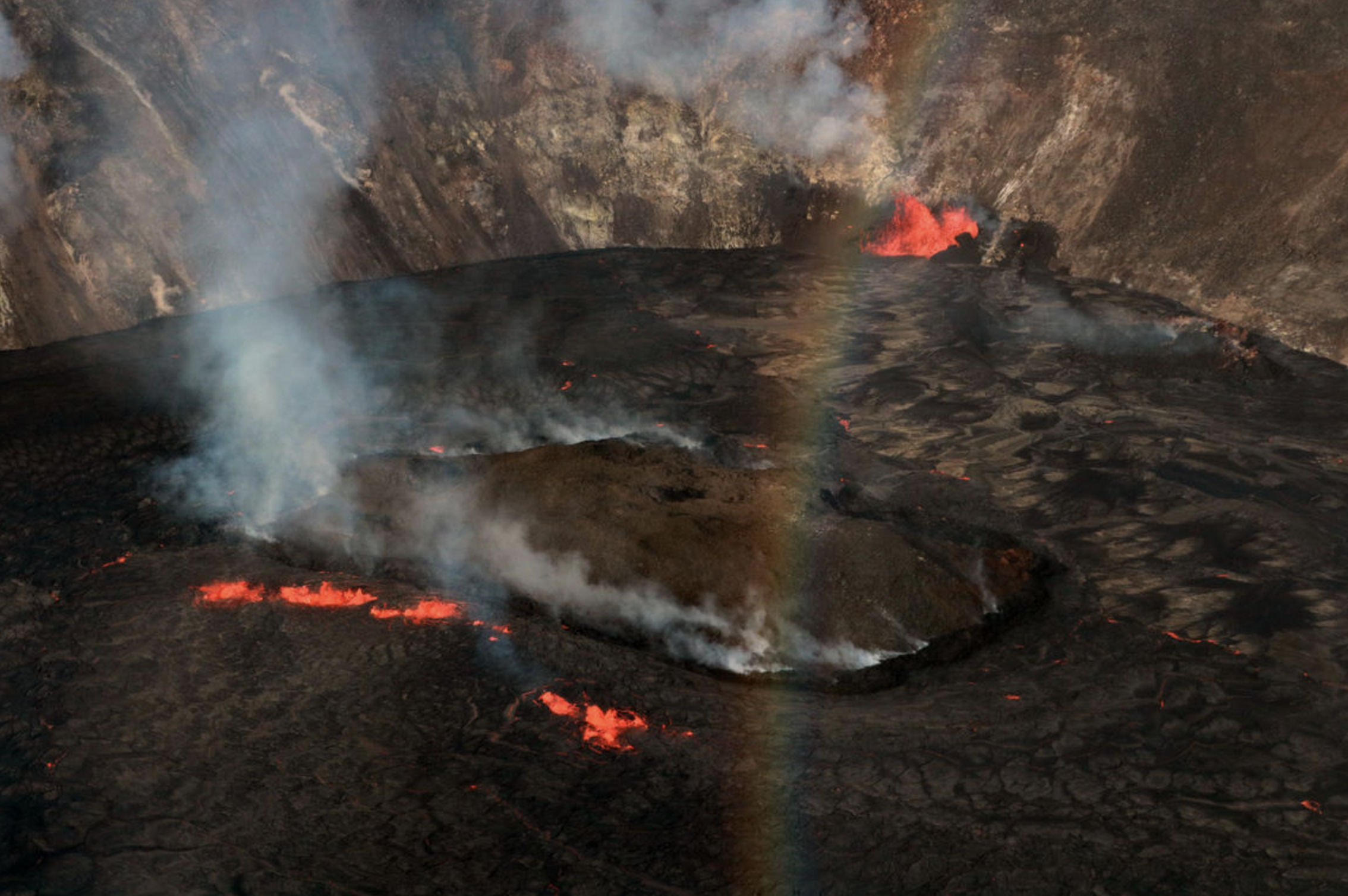 Volcano Watch: New Eruption at Halemaʻumaʻu After 4 Month Hiatus