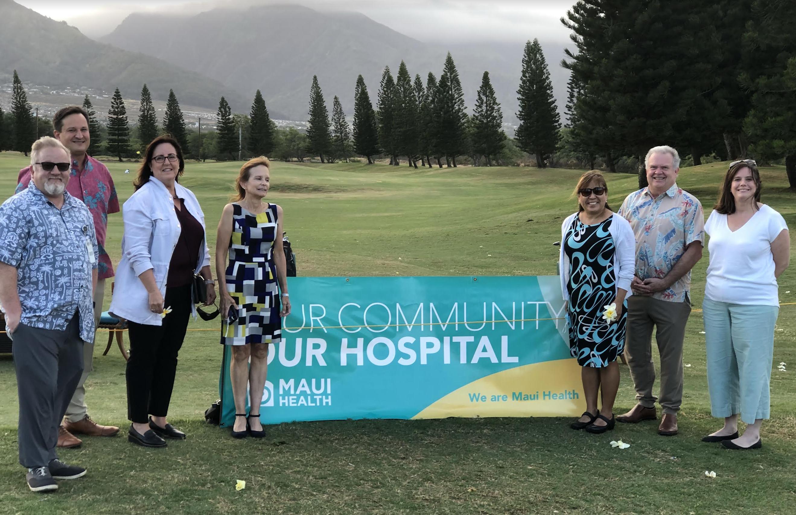 Maui Nurses Scholarship Foundation Hosts Golf and Online Auction Fundraiser