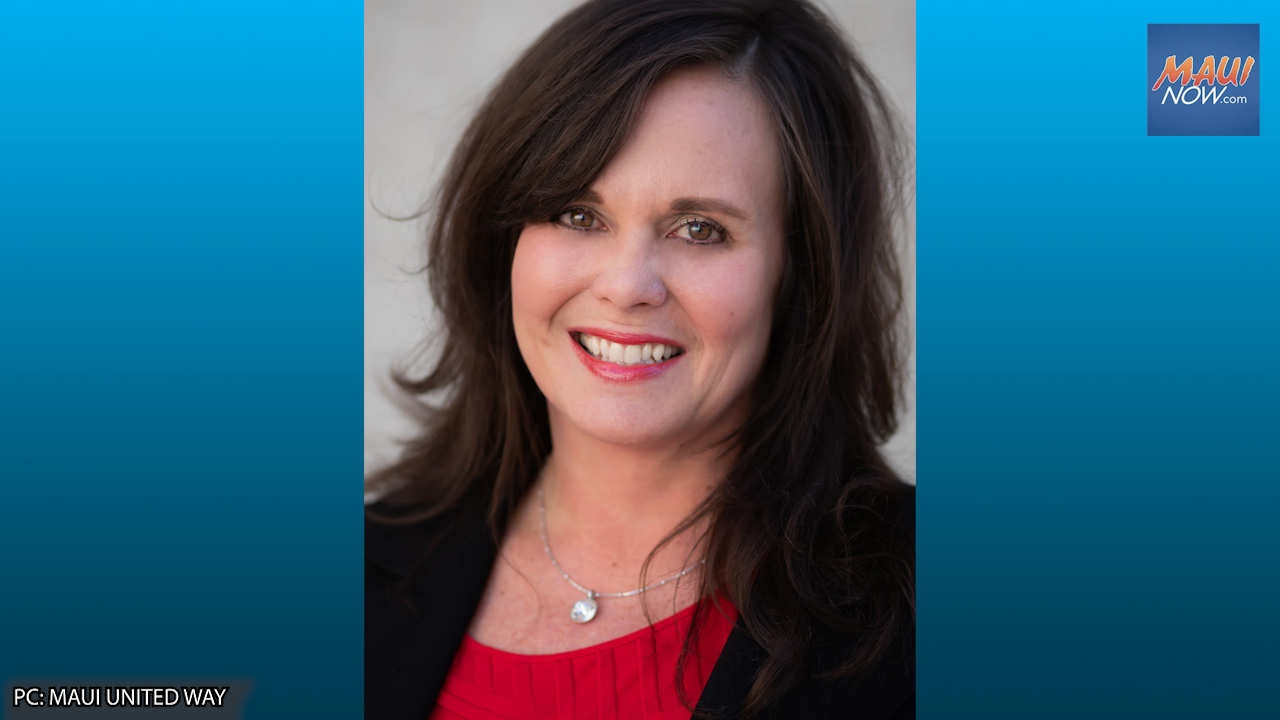 Maui United Way Announces Addition of Shanda Vangas to its Board of Directors