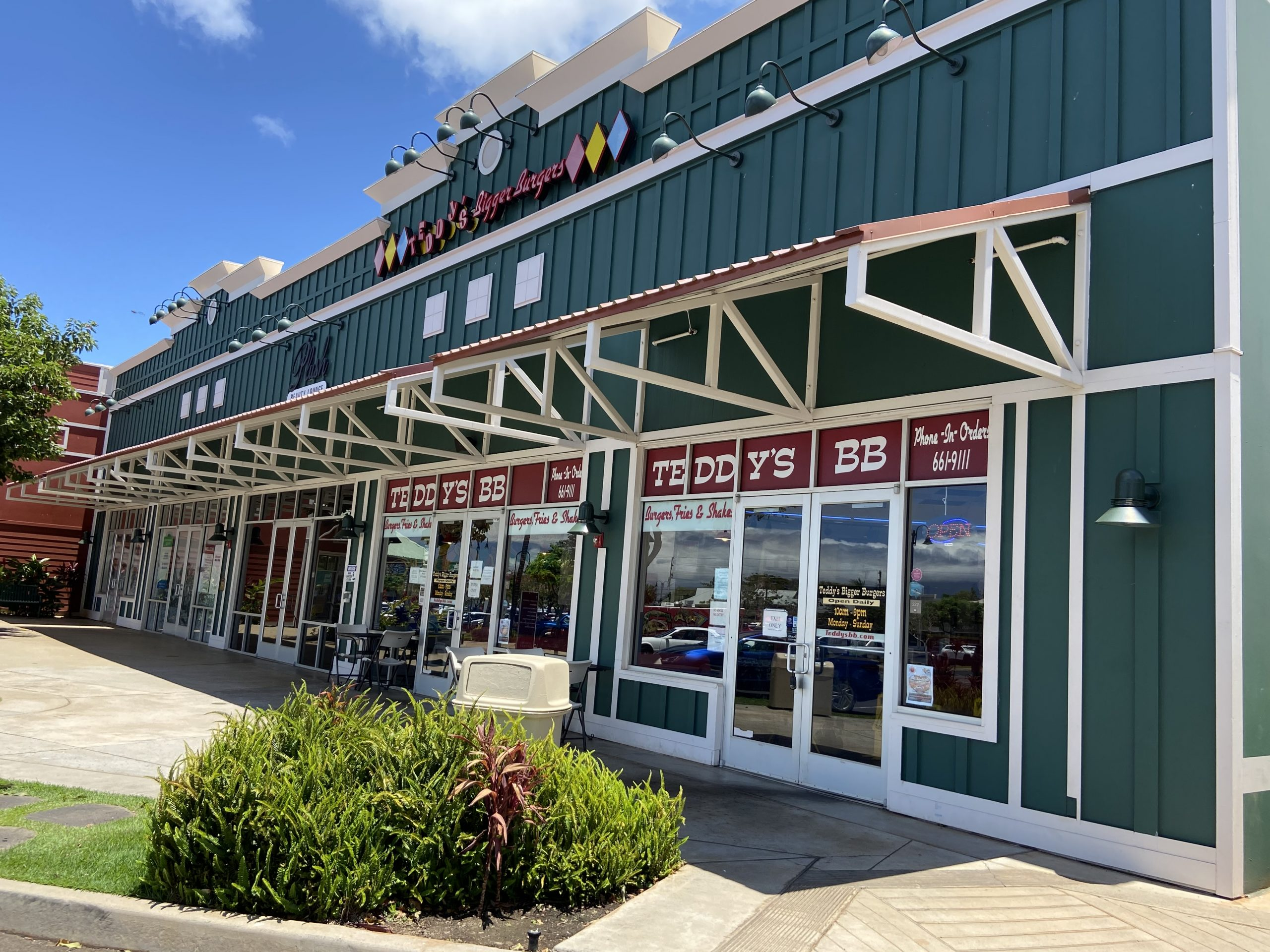 Teddy's Bigger Burgers Plans Expansion on Maui with New Kahului Location