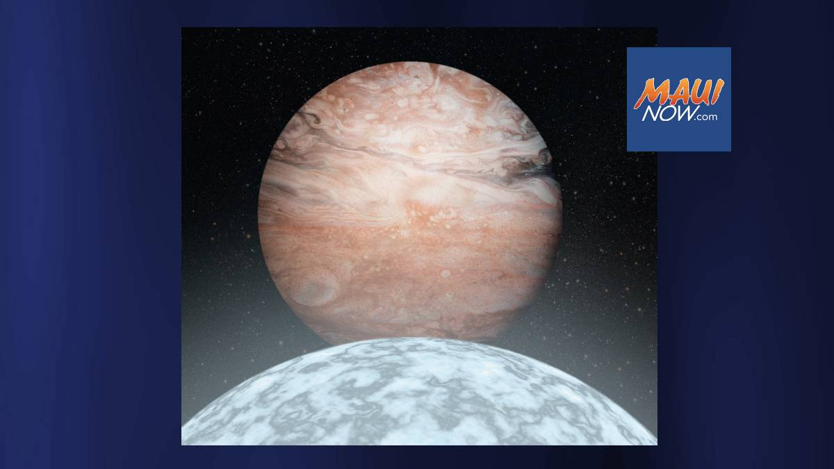 Astronomers on Maunakea Discover Crystal Ball into Our Solar System's Future