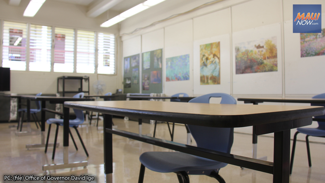 HIDOE Uses Federal Funds to Offset Increase in After-School Program Fees