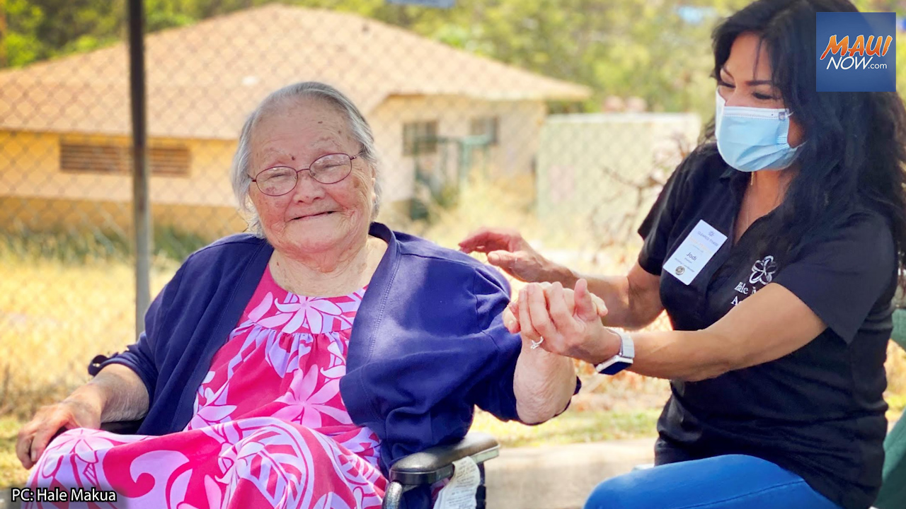 Hale Makua Submits Grant Application to Address Challenges with Aging Population