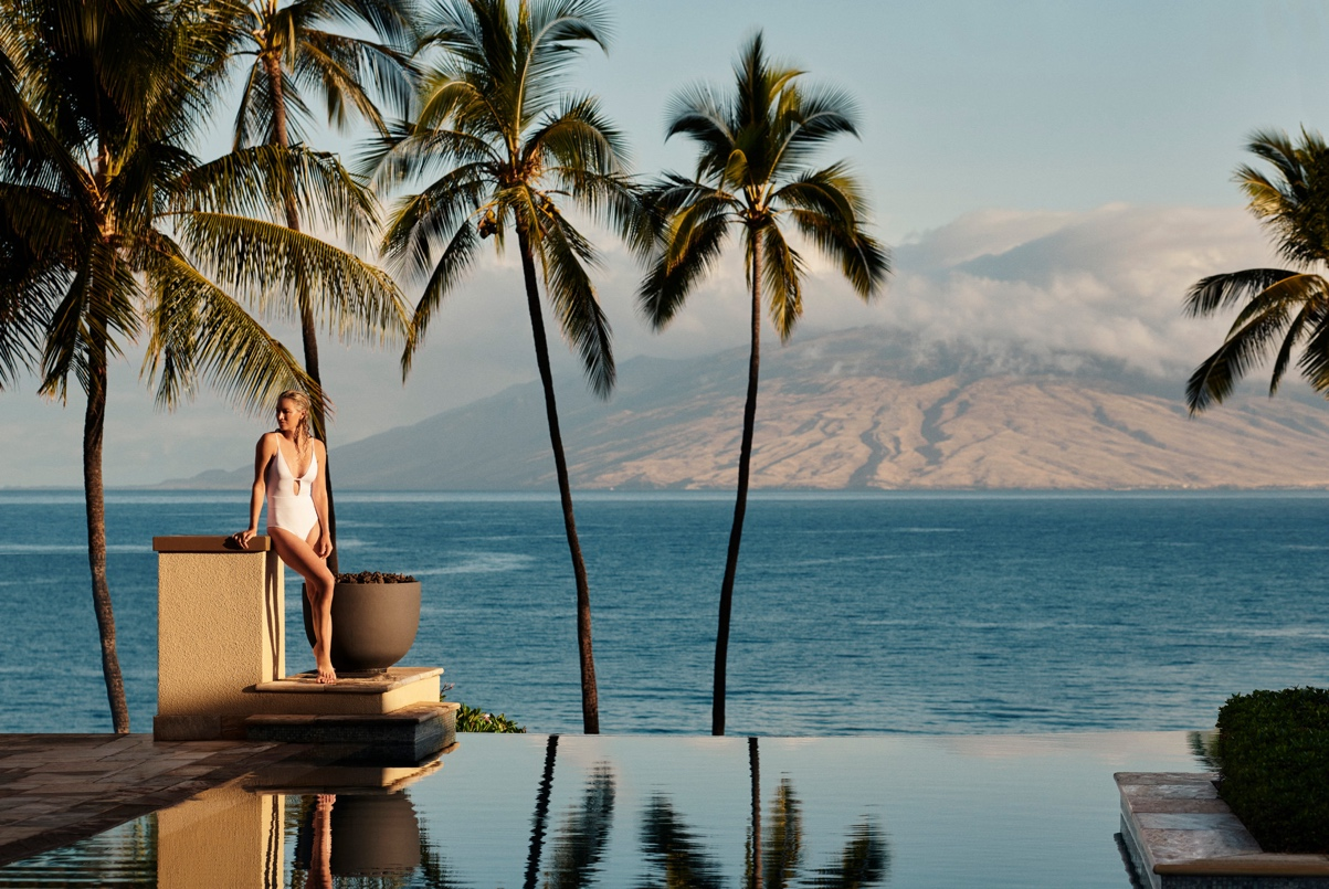 Four Seasons Resort Maui Unveils New Lifestyle Brand Campaign