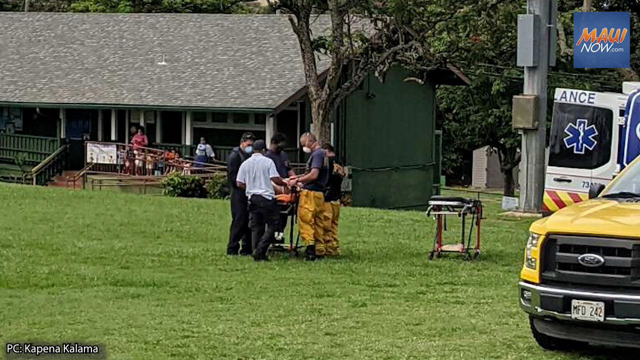 Florida Woman Suffers Multiple Traumatic Injuries in Fall at Kaihalulu in East Maui