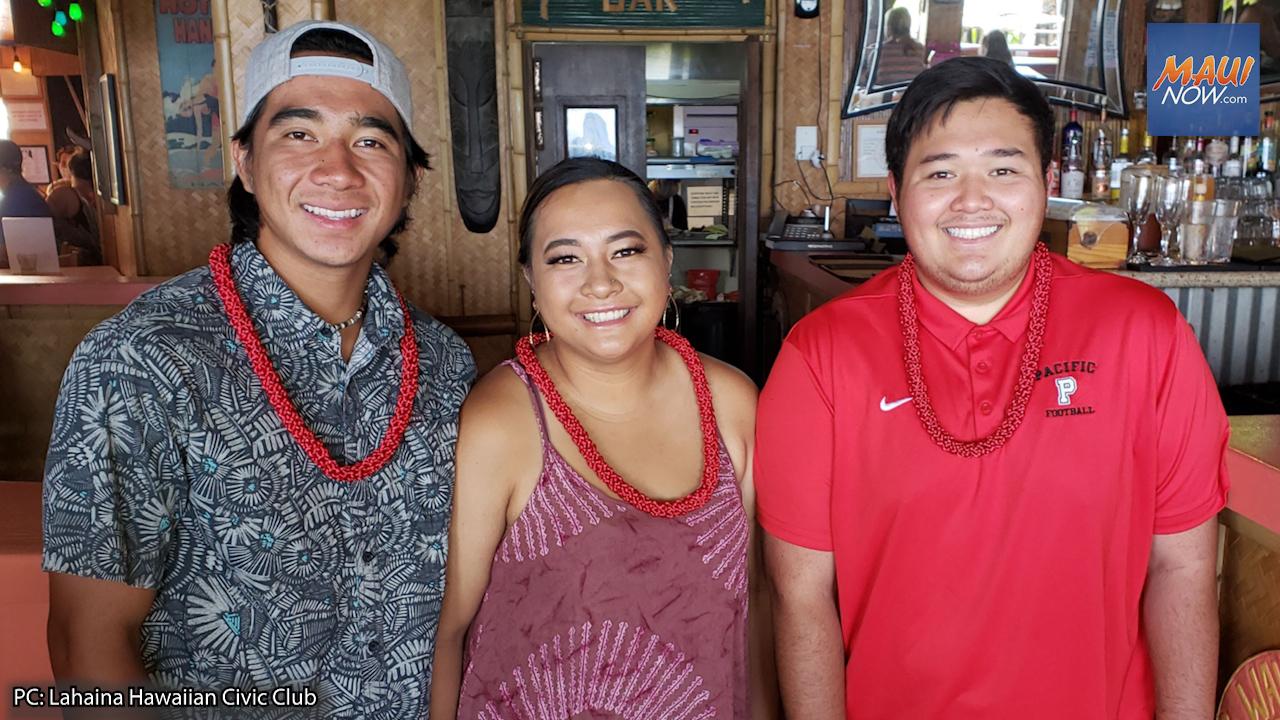Lahaina Hawaiian Civic Club Awards Six Scholarships