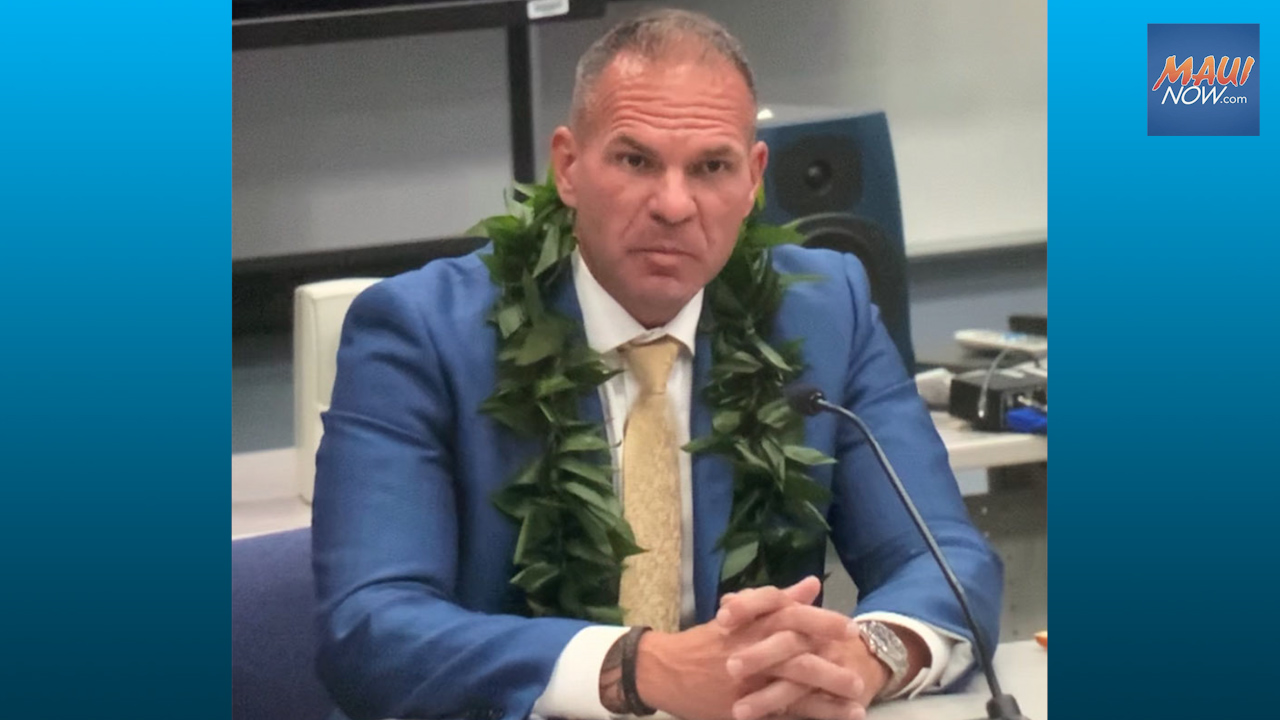 BREAKING: John Pelletier Selected as Final Candidate for Maui Police Chief