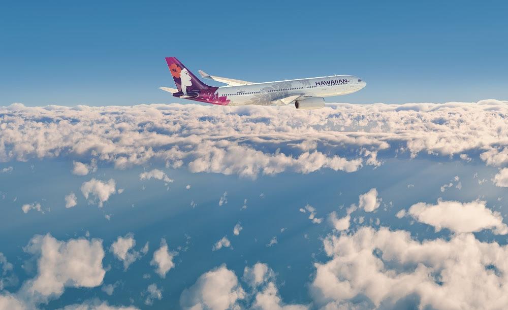 Hawaiian Airlines Resumes Nonstop Sydney-Honolulu Service, Dec. 13