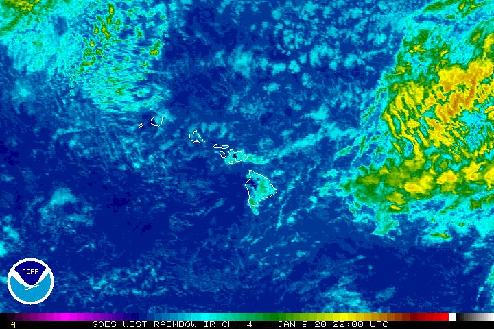 Maui Weather Forecast Updated Daily on Maui Now